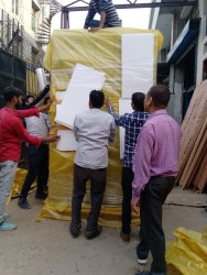 Panel packing service