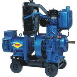 RIMPEX Single Phase Diesel Generator
