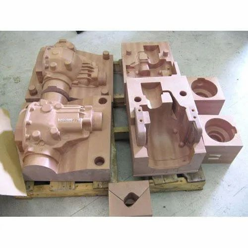 Wooden Foundry Pattern