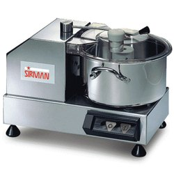 Stainless Steel Silver Sirman-Bowl Cutter, Model Name/Number: - C4vv, Capacity: 9 Kg
