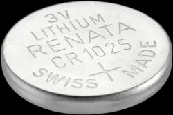 Renata CR 1025 Lithium Coin Cell Battery