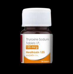 Healtroxin 125mcg - Thyroxine