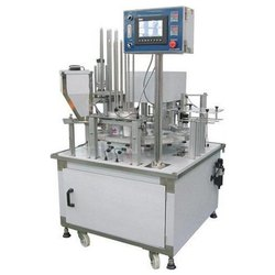 Tool Tech Automatic Dahi Packing Machines, Packaging Type: Plastic Cup, Model: CF 2000
