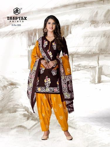 23d3d14d3b Cotton Deeptex Batik Plus Salwar Kameez, Rs 300 /piece, Khushbu ...