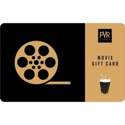 PVR Cinemas - Gift Card - Gift Voucher