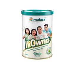 200g HiOwna Jr Vanilla Powder