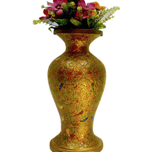 Decorative Paper Mache Vase At Rs 3500 Piece Decorative Flower