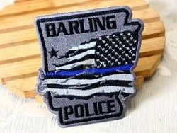 Fascinating Woven Badges