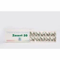 Comprimes Sertraline Tablets