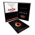 Lcd Video Brochure 5 Inch
