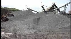 Gray PLASTERING SAND ROBO PLAST M SAND, Packaging Type: Truck, Grade: 0 - 2mm Sieve
