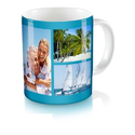 Sublimation Blank Plain White Mug