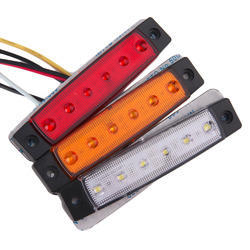 Plastic LED Automotive Indicators