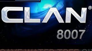 Clan 8007 Sim Card Receiver DTH