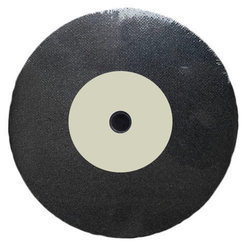 Black Abrasive Wheel