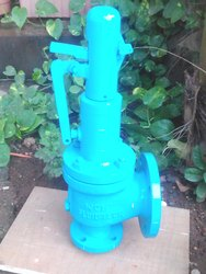 Safety Relief Valves (Lever Operated)