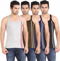 Zippy Cotton Mens Gym Vest Smart