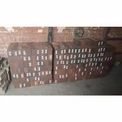 Magnesite Bricks MGR MCL Make, Shape: Rectangle, Size: 12 x 4 x 2 inch