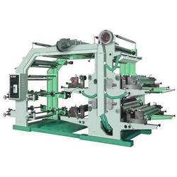 mohindra Roll To Roll Flexographic Printing Machine, Number Of Colors: 8, for Paper