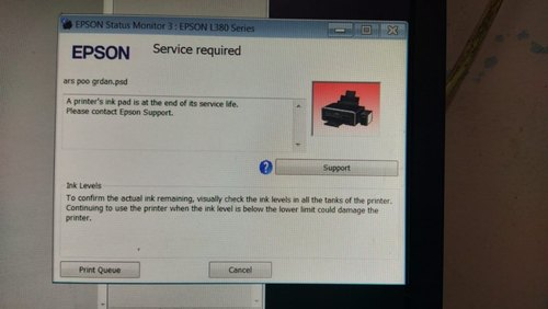 Epson Resetter Softwares - Epson L 565 Resetters Softwares Service