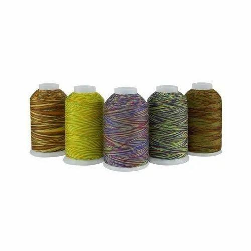 Multi Colored Thread