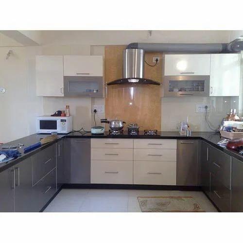 Small Kitchen Cabinets Designing Services Kitchen Cabinet Service Contemporary Modular Kitchen Modern Kitchens Modular Kitchen Furniture Shri Vishwakarma Sales Corporation Vadodara Id 14206311597
