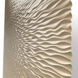 Max Wangle 3D Wooden Wall Panel