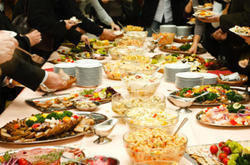 College Parties Catering Services