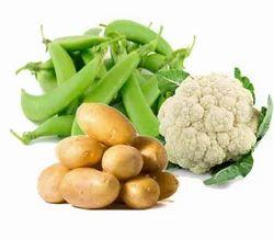 Potato-Peas-Cauliflower