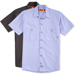 Plain Casual Wear Mens Shirt, Size: 42 And 44