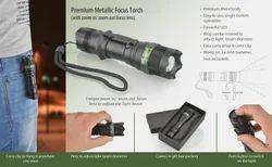 Metal Focus Torch