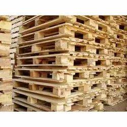Industrial Wooden Storage Pallets