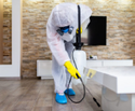 Corona Virus Covid-19 Office Space Disinfection Service Provider