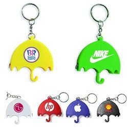 Plastic Keys Chains