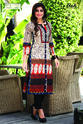 Shirt Type Printed Cotton Kurti