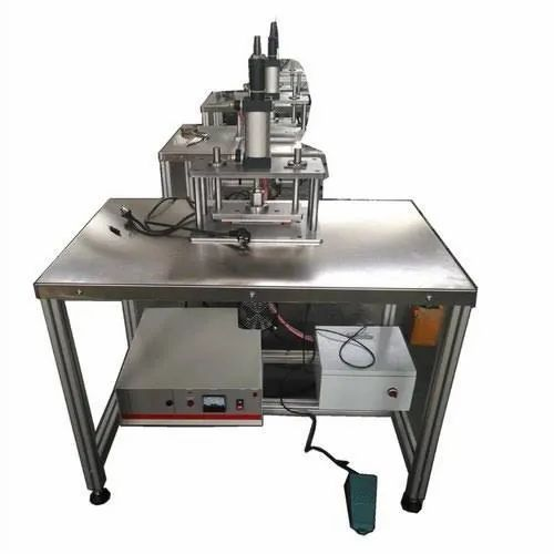 N95 Mask Edge Sealing Machine