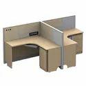 Modular Workstation I Modular Office Furniture Workstation T-Type ( MRK Furniture )