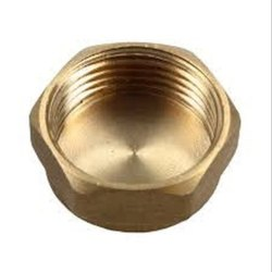 Brass Female Threaded End Cap
