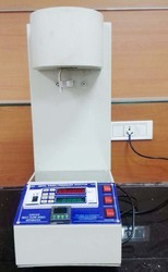 Melt Flow Index Apparatus