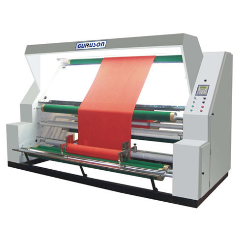 Single Side Fabric Inspection Machine