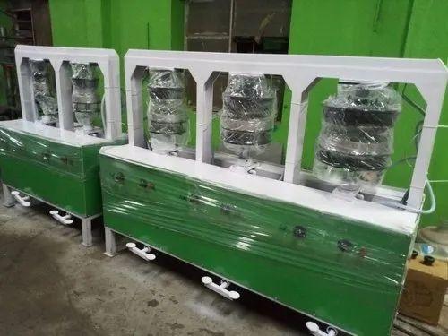 Automatic Areca Nut Leaf Plate Making Machine