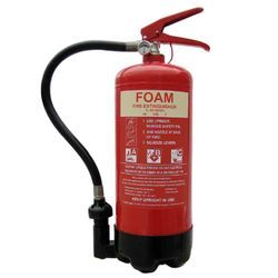 M/Foam Fire Extinguisher 9ltr