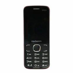 Karbonn K490 Plus (Black & Red) Mobile