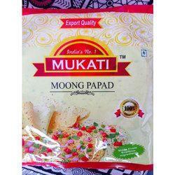 Mukati Moong Papad