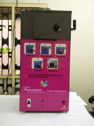 Sanitary Napkin Incinerator SOFTY100