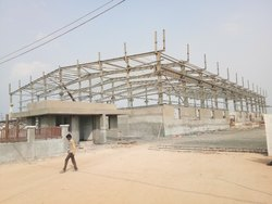 Steel Pre Engineered Building Structure