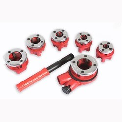Humma Pipe Die Set & Ratchat Pipe Die Set, Warranty: No Warranty