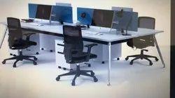 Param Aluminium, Plywood Office Cubical Work System
