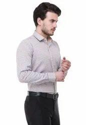 Men Formal Wear Cotton Shirt