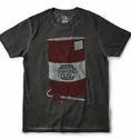 Men Liquid Gun Barrel T-shirt